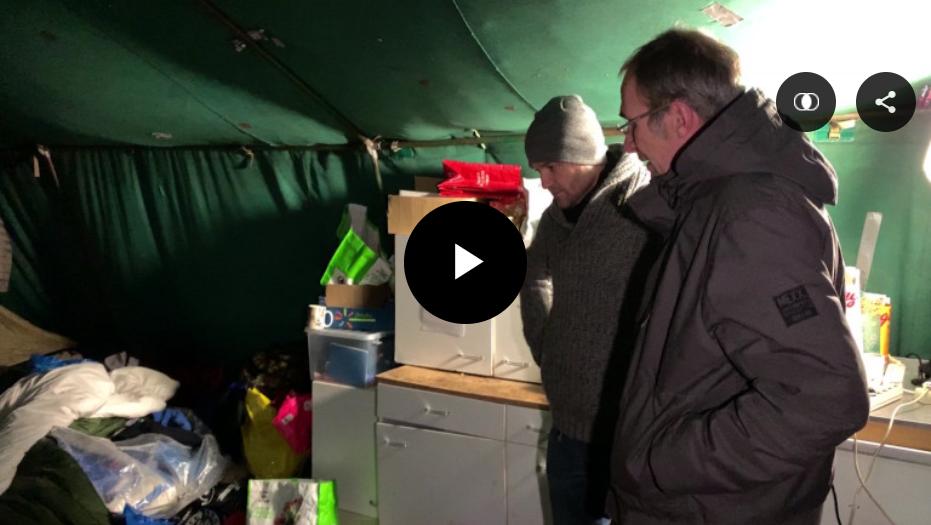 Aide aux migrants. Au coeur du collectif solidaire de Neufchâteau-Léglise