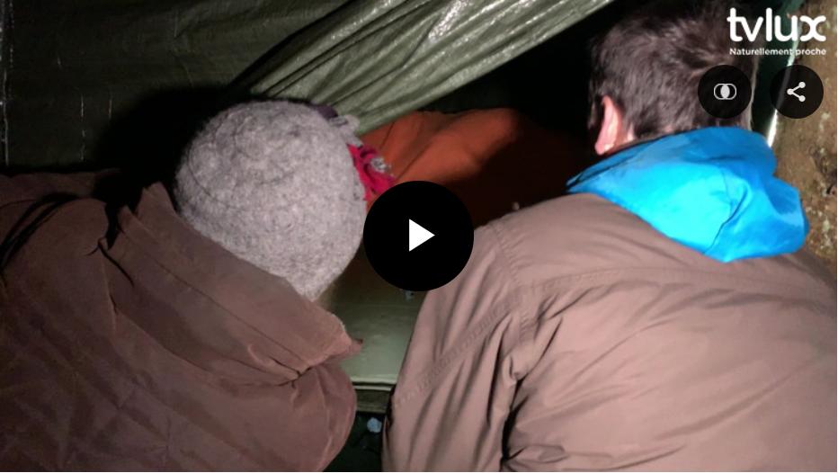 E411. Des citoyens se mobilisent pour les migrants